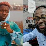 Are you crazy? - Andy Dosty to Shatta Wale