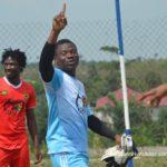 Kotoko goalkeeper Danlad Ibrahim rallies supporters ahead of Coton Sport clash