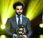 Mohammed Salah crowned Africa Player of the Year for the second time