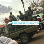 Kumasi: Irate soldiers descend on 'recalcitrant' Sofoline taxi, trotro drivers