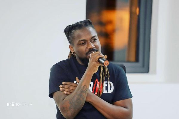 'I didn't run to NAM1 to rescue my career' – Samini throws shade