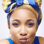 """Tonto Dikeh teases herself; says she's a """"Brown bleached girl"""""""