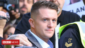 Tommy Robinson video channel ads halted