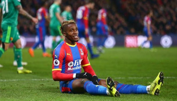 Crystal Palace 1-2 Watford: Cleverley volley sinks Palace
