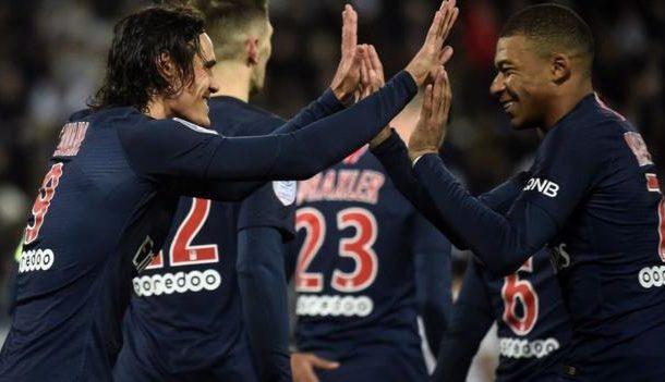 Amiens 0-3 Paris Saint Germain