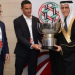 Australia hand over trophy as the AFC Asian Cup ushers a new era