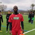 Goalkeeper Samuel Akurugu joins  coach Kenichi at Ocasios Kyoto AC in Japan