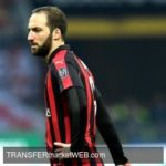 AC MILAN willing to offload HIGUAIN in a swap deal