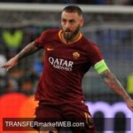 AS ROMA in talks with veteran DE ROSSI on a new year-long deal