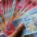 Cedi depreciates by 11% against the dollar over one year period