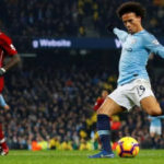 Man city beat Liverpool to close gap at top to four points