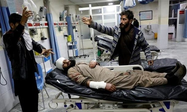 Car bombing near foreign compound in Kabul kills 4