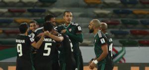 Round of 16: UAE 3-2 Kyrgyz Republic (AET)