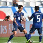 Group F: Japan 3-2 Turkmenistan