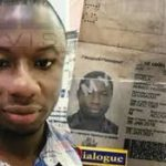 Photos: Killed undercover investigator buried