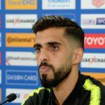 Al Haydos calls for calm ahead of 'most important match'