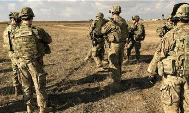 US deploying troops to Iraq to maintain Mideast presence