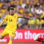 Injury rules out Australia's Boyle