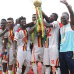 Hearts of oak deny knowledge of president Cup contest with Olympics