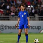 FIFA Women's World Cup France 2019™ - News - A dream draw for Thailand's California girl