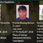Kidnapped Girls: UK, US investigators arrive in Ghana to assist Ghana Police