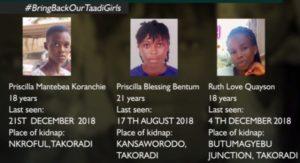 Kidnapped Takoradi girls may be in Europe – Security analyst