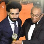 Mohamed Salah named African Footballer of the Year 2018