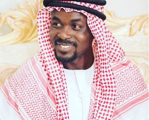 False report on NAM1's sallah day chilling EXPOSED