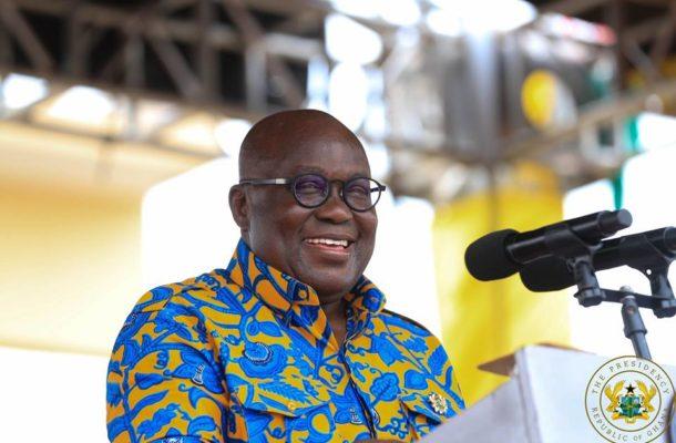 Stop dreaming; you won't win 2020 elections - Akufo-Addo mocks NDC, Mahama