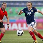 FIFA Women's World Cup France 2019™ - News - Erin Cuthbert, Scotland's young standard-bearer
