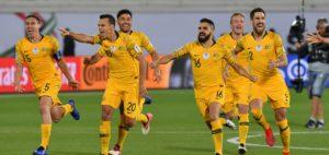 Round of 16: Australia 0-0 Uzbekistan (AET, Australia win 4-2 on penalties)