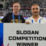 Slogan winners hail unifying impact of expanded format