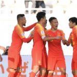 Group C: China PR 2-1 Kyrgyz Republic