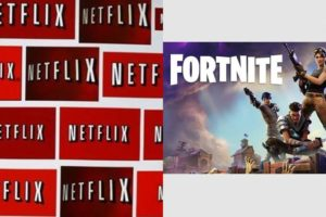 Netflix sees the Fortnite video game as a bigger rival thanHBO