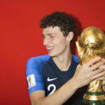 Bayern beckons for World Cup winner Pavard