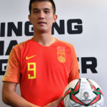 Xiao Zhi makes history with 100th UAE 2019 goal