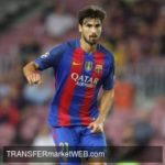 BARCELONA FC meaning to offload loanee of theirs André GOMES next summer