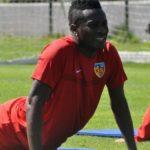 Kayserispor forward Asamoah Gyan facing two-weeks out with knee injury