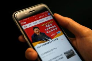 China frenzies over 'Xi cult' app that spreads Xi Jinping's quotes,videos