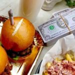 Fast food restaurant sparks controversy for serving burgers with fake line of cocaine on them