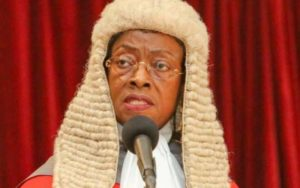 """CJ unmoved by law students demo; says Ghana needs """"quality"""" lawyers; not """"mass-produced lot"""""""