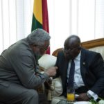 Akufo-Addo assigns Rawlings to lead gov't delegation for Mugabe's funeral