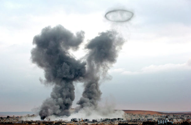 At Least 16 Civilians Dead as US Coalition Pounds Village in Southeastern Syria