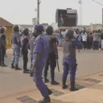 Guinea- Bissau: students protest over threat by teachers to strike