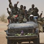 Chadian army captures 250 rebels from Libya