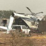 UN helicopter crash kills three in South Sudan