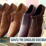 Congolese entrepreneurs revolutionise driving, footwear industries