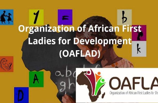 OAFLA to OAFLAD: African First Ladies rebrand organization