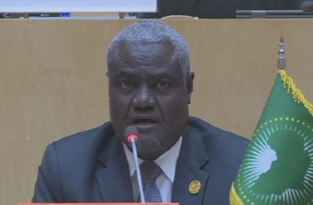 AU: Insecurity, forceful displacement of persons among top worries in Africa