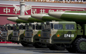 China's Rocket Force Releases Promotional Video Showcasing DF Ballistic Missiles